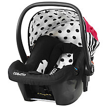 Buy Cosatto Giggle Hold 5 Point Plus Group 0+ Baby Car Seat, Go Lightly 2 Online at johnlewis.com