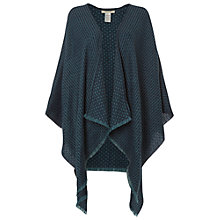 Buy White Stuff Ottodine Cape Scarf, Blue Online at johnlewis.com