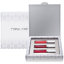 Buy New CID Cosmetics I-Gloss Lip Gloss Fashion Collection, 3 x 6.2g Online at johnlewis.com