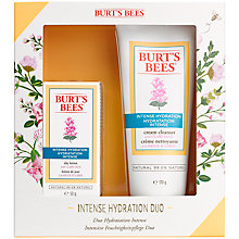 Buy Burt's Bees Intense Hydration Duo Online at johnlewis.com