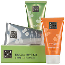 Buy Rituals '3 Handcare Must Haves' Skincare Gift Set Online at johnlewis.com