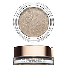 Buy Clarins Ombre Iridescent Aqua Eyeshadow Online at johnlewis.com