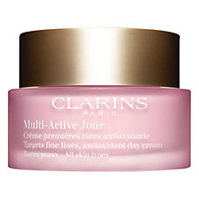 Buy Clarins Multi Active Day Lotion, 50ml Online at johnlewis.com