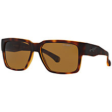Buy Arnette AN4213 Polarised Square Sunglasses, Tortoise Online at johnlewis.com