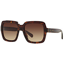 Buy Dolce & Gabbana DG4273 Square Sunglasses Online at johnlewis.com
