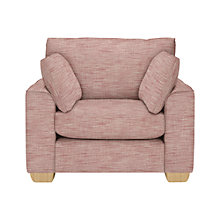 Buy John Lewis Hadley Snuggler, Harbour Coastal Red Online at johnlewis.com