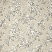 Buy Sanderson Sorilla Dusk Silver Fabric, Price Band F Online at johnlewis.com