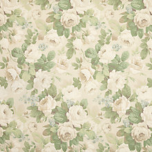 Buy Sanderson Chelsea Sage Ivory Fabric, Price Band F Online at johnlewis.com
