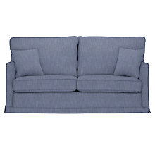 Buy Collins & Hayes for John Lewis Waterside Large Sofa, Darwen Blue Print Online at johnlewis.com