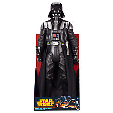 "Buy Star Wars 31"" Darth Vader Giant Action Figure Online at johnlewis.com"