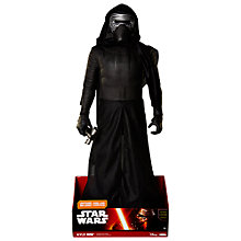 "Buy Star Wars: Episode VII The Force Awakens 31"" Kylo Ren Action Figure Online at johnlewis.com"