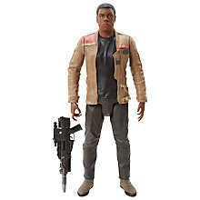 "Buy Star Wars: Episode VII The Force Awakens 18"" Finn Action Figure Online at johnlewis.com"