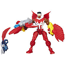 Buy Marvel Super Hero Mashers Falcon Online at johnlewis.com
