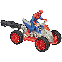 Buy Spider-Man Blast Racer Online at johnlewis.com