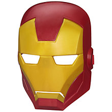 Buy Avengers Age of Ultron Iron Man Play Mask Online at johnlewis.com