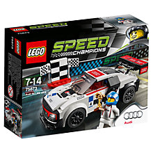 Buy LEGO Speed Champions 75873 Audi R8 LMS Online at johnlewis.com