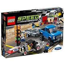 Buy LEGO Speed Champions 75875 Ford F-150 Raptor & Ford Model A Hot Rod Online at johnlewis.com