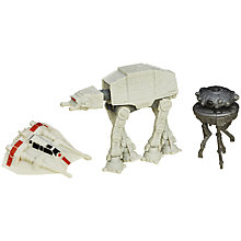 Buy Star Wars Micro Machines Battle of Hoth Figurines Set Online at johnlewis.com