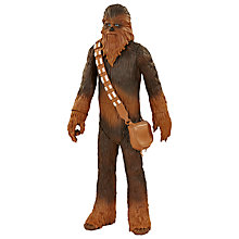 "Buy Star Wars: Episode VII The Force Awakens 20"" Chewbacca Action Figure Online at johnlewis.com"