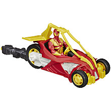 Buy Spider-Man Blast 'N' Go Iron Spider Racer Online at johnlewis.com