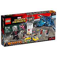 Buy LEGO Super Heroes Marvel Captain America Civil War Airport Battle Online at johnlewis.com