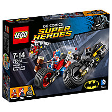 Buy LEGO Super Heroes DC Comics Gotham City Chase Online at johnlewis.com