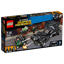 Buy LEGO Super Heroes DC Comics Kryptonite Interception Online at johnlewis.com