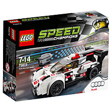 Buy LEGO Speed Champions Audi R18 E-Tron Quattro Online at johnlewis.com