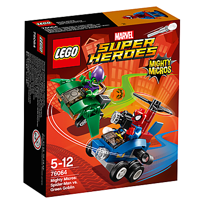 LEGO Marvel Super Heroes Mighty Micros Spider-Man Vs. Green Goblin