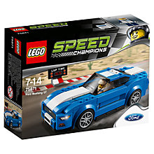 Buy LEGO Speed Champions Ford Mustang GT Online at johnlewis.com