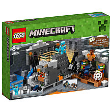 Buy LEGO Minecraft 21124 The End Portal Online at johnlewis.com