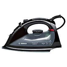 Buy Bosch TDA5620GB Sensixx B4 Power II Iron, Black Online at johnlewis.com