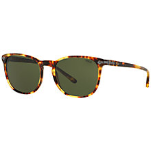 Buy Polo Ralph Lauren PH4107 Phantos Oval Sunglasses Online at johnlewis.com