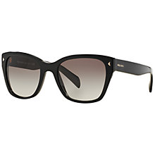 Buy Prada PR09SS Square Sunglasses Online at johnlewis.com