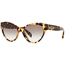Buy Prada PR08SS Cat's Eye Sunglasses Online at johnlewis.com