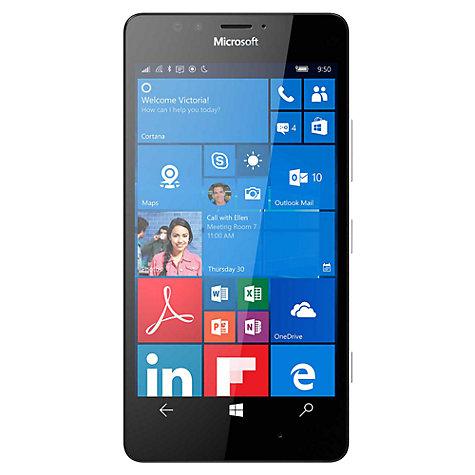 Buy microsoft lumia 950 smartphone windows mobile 5 2 for Window 4g mobile