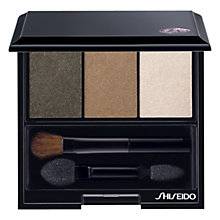 Buy Shiseido Luminising Satin Eyeshadow Trio, Strata Online at johnlewis.com