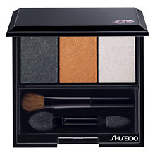 Buy Shiseido Luminising Satin Eyeshadow Trio, Fire Online at johnlewis.com