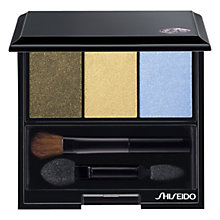 Buy Shiseido Luminising Satin Eyeshadow Trio, Opera Online at johnlewis.com