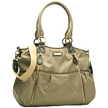 Buy Storksak Olivia Changing Bag, Moss Online at johnlewis.com