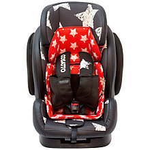 Buy Cosatto Hug 5 Point Plus Group 1, 2 & 3 Car Seat, Hipstar Online at johnlewis.com