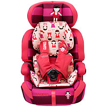 Buy Cosatto Zoomi 5 Point Plus Group 1, 2 & 3 Car Seat, Dilly Dolly Online at johnlewis.com