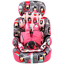 Buy Cosatto Zoomi 5 Point Plus Group 1, 2 & 3 Car Seat, Kokeshi Smile Online at johnlewis.com