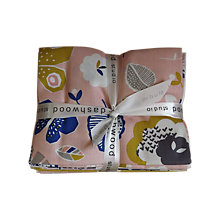 Buy Dashwood Studio September Blue Fat Quarter Fabric, Multi Online at johnlewis.com