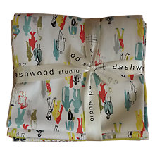 Buy Dashwood Studio Street Life Fat Quarter Fabric, Multi Online at johnlewis.com