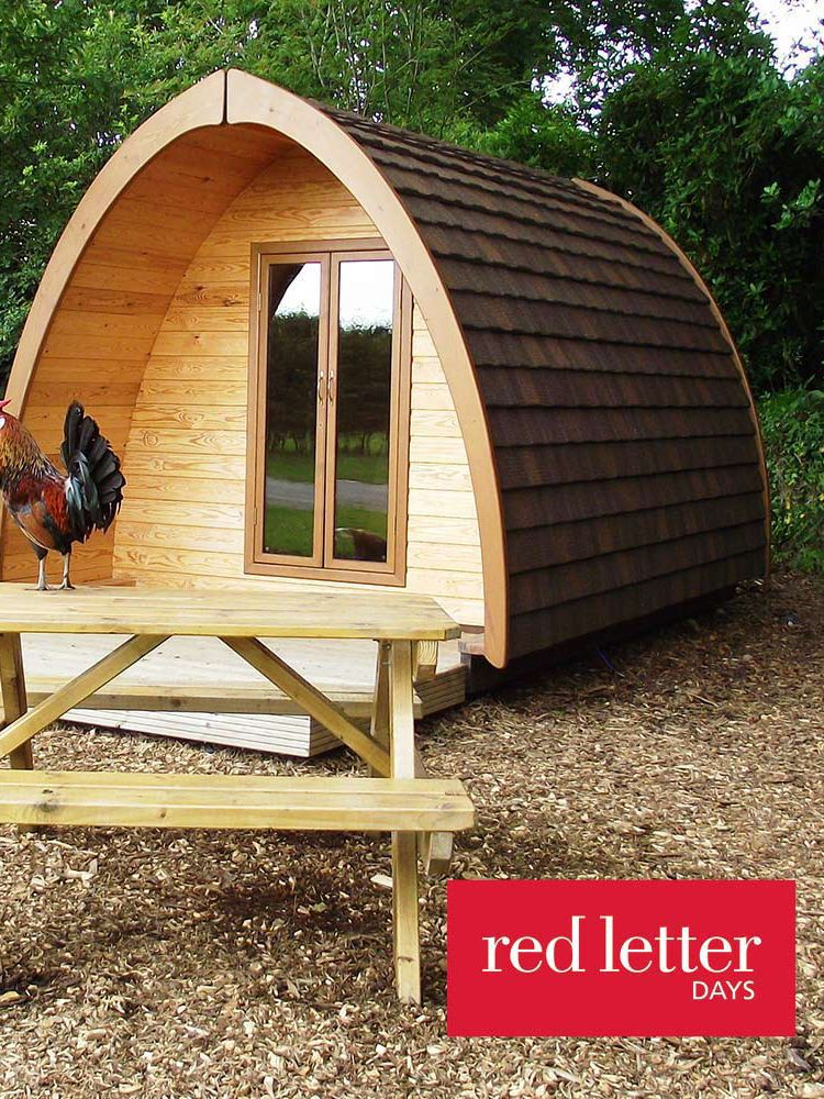 Red Letter Days Red Letter Days One Night Glamping Break For 2