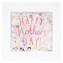Buy Daisies Shakies Mother's Day Card Online at johnlewis.com