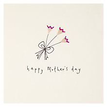 Buy Happy Mother's Day Flowers Card Online at johnlewis.com