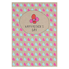 Buy Happy Mother's Day Petal Mother's Day Card Online at johnlewis.com