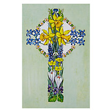 Buy Museums And Galleries Resurrection Cross Easter Cards, Pack of 5 Online at johnlewis.com